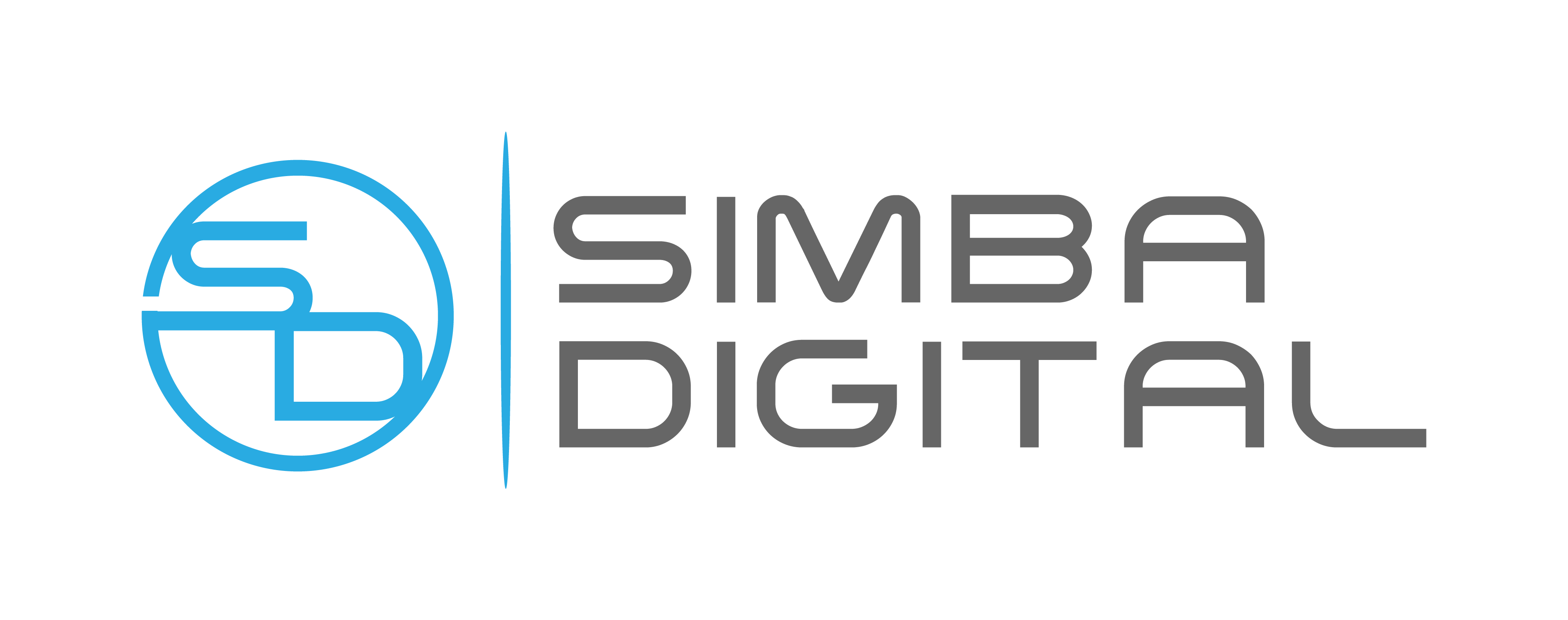 Simba Digital Marketing Logo
